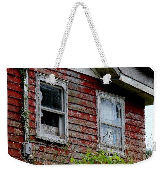 Bird Feeder Weekender Tote Bag