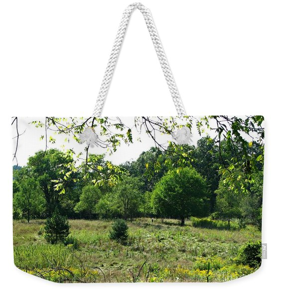 Bird Grounds Weekender Tote Bag
