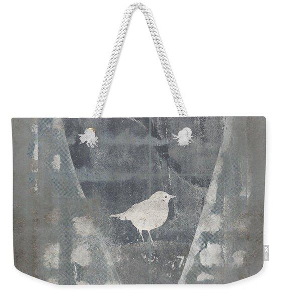 Bird In Heart Weekender Tote Bag
