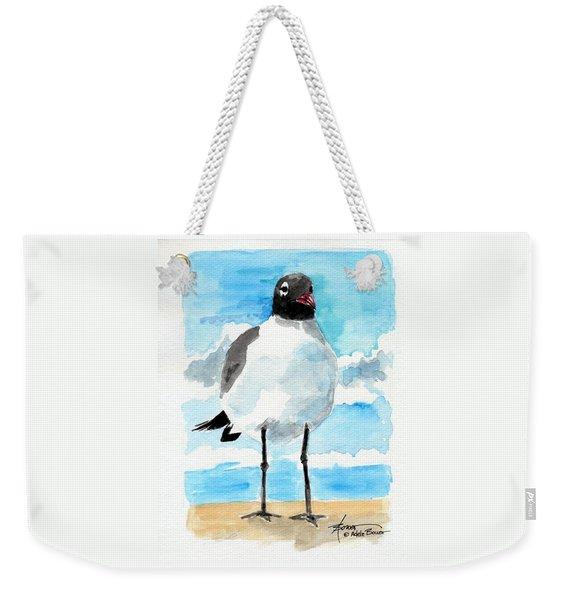 Bird Legs Weekender Tote Bag