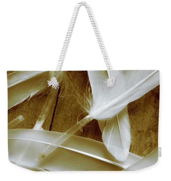 Bird-less Of A Feather Weekender Tote Bag