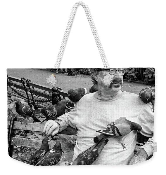 Birdman Of Wsp Weekender Tote Bag