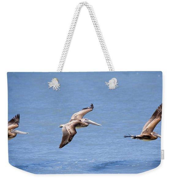 Birds 1039 Weekender Tote Bag