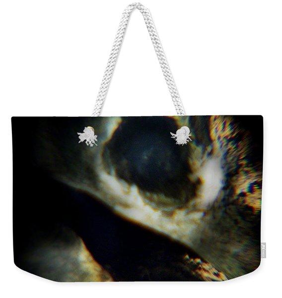 Bird's Eye Weekender Tote Bag
