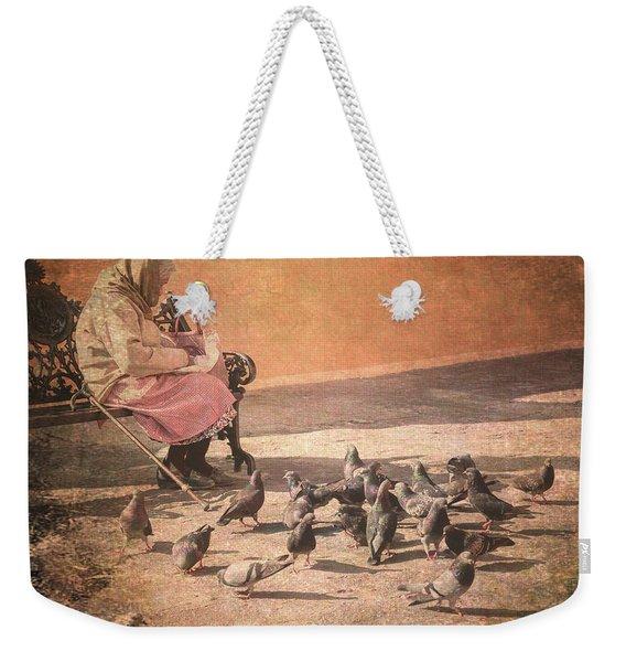 Birds Matter Too Weekender Tote Bag
