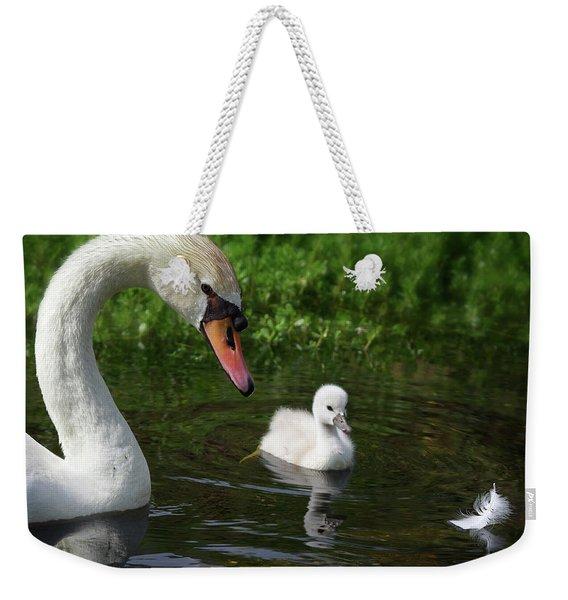 Birds Of Feather... Weekender Tote Bag