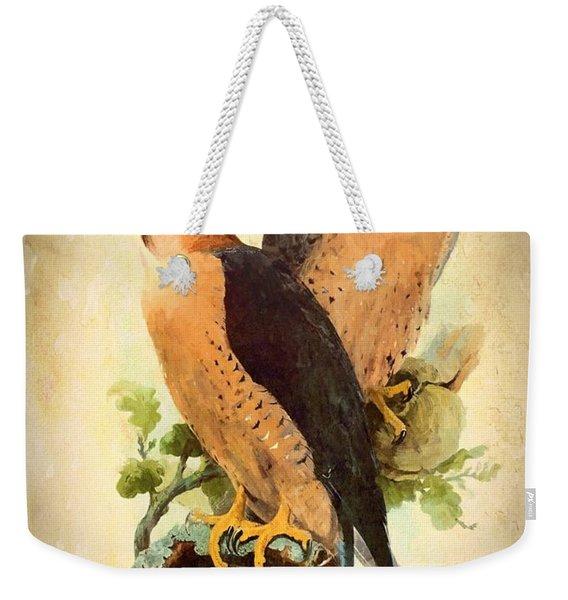Birds Of Prey 1 Weekender Tote Bag