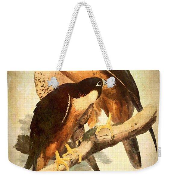 Birds Of Prey 2 Weekender Tote Bag