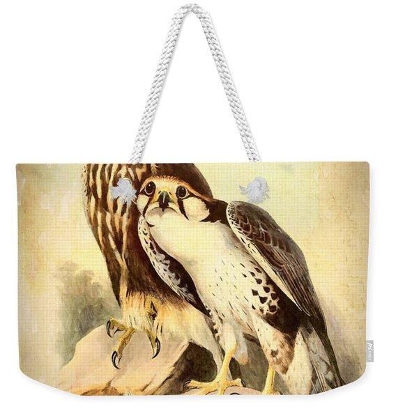 Birds Of Prey 3 Weekender Tote Bag