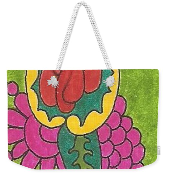 Birth Weekender Tote Bag