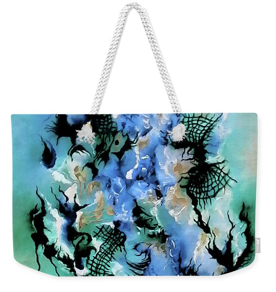 Birth With Expression Weekender Tote Bag