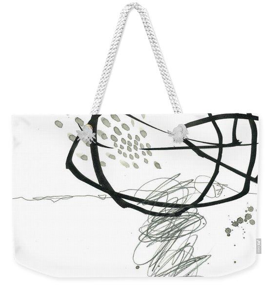 Black And White # 10 Weekender Tote Bag