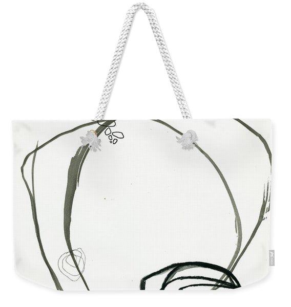 Black And White # 13 Weekender Tote Bag