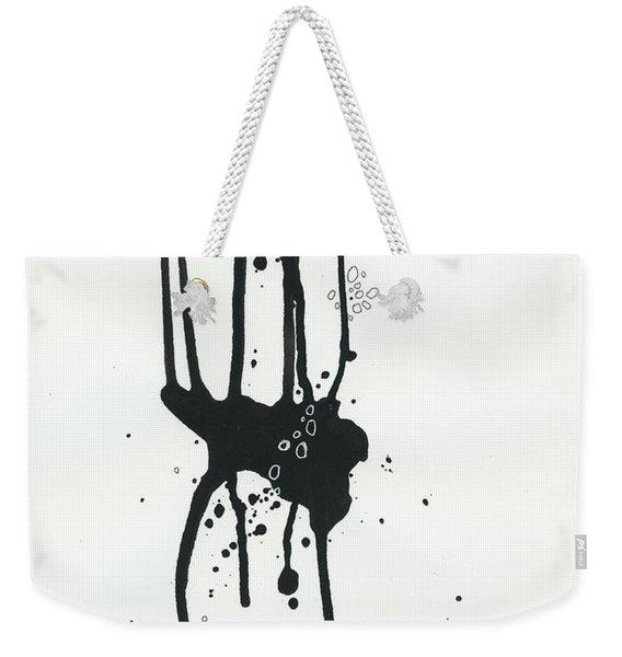 Black And White # 17 Weekender Tote Bag