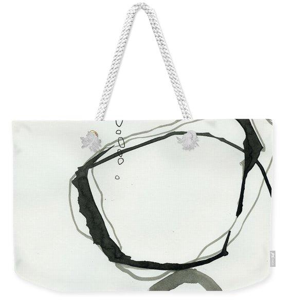 Black And White # 22 Weekender Tote Bag