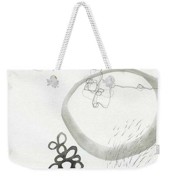 Black And White # 23 Weekender Tote Bag