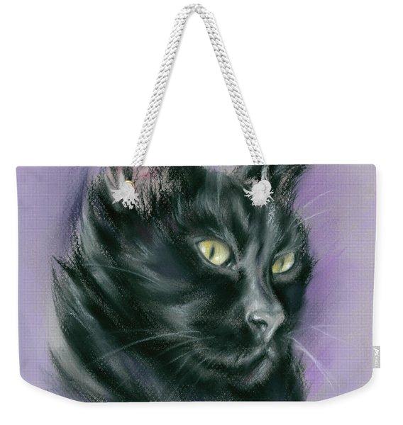 Black Cat Sith Weekender Tote Bag