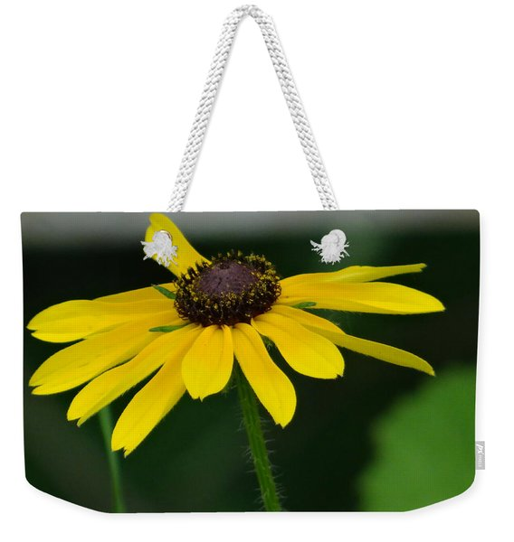 Black Eyed Susan Weekender Tote Bag