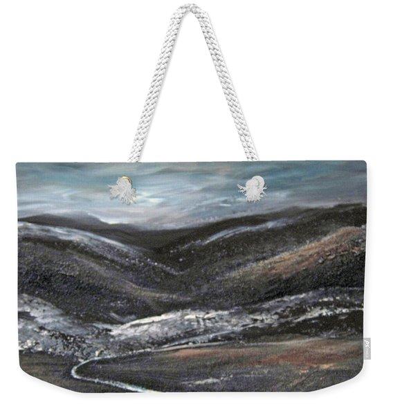 Black Hills Weekender Tote Bag