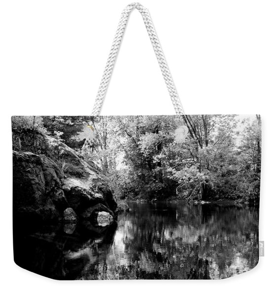 Black River 6 Weekender Tote Bag