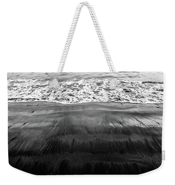 Black Sands  Weekender Tote Bag
