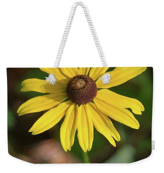 Blackeyed Susan Weekender Tote Bag