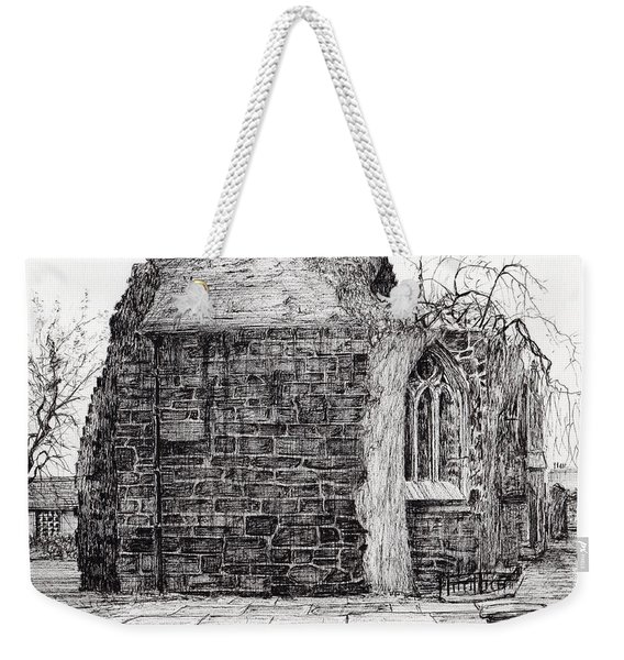 Blackfriars Chapel St Andrews Weekender Tote Bag