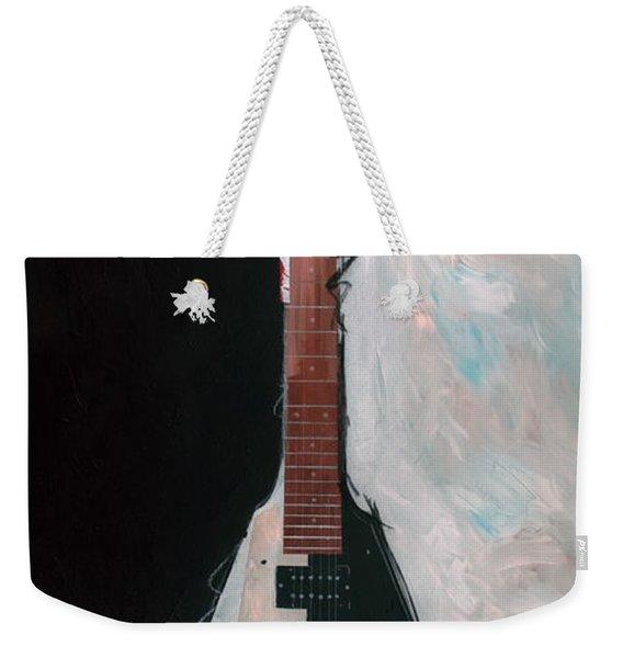 Blackout Weekender Tote Bag