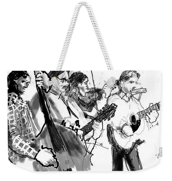 Blacksmith II Weekender Tote Bag