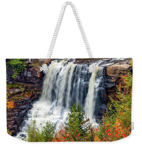 Blackwater Falls  Weekender Tote Bag