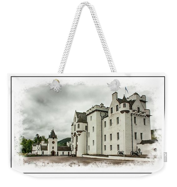 Blair Castle Weekender Tote Bag