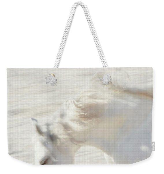 Blanc De Blanc 1 Weekender Tote Bag