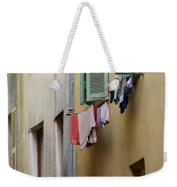Blanchisserie Weekender Tote Bag
