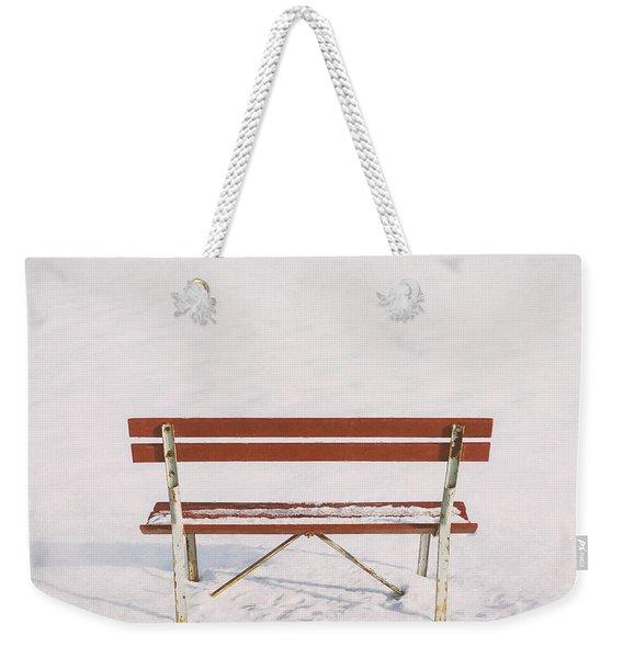 Blank Slate Weekender Tote Bag