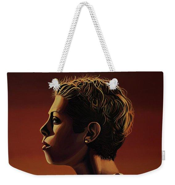 Blanka Vlasic Painting Weekender Tote Bag