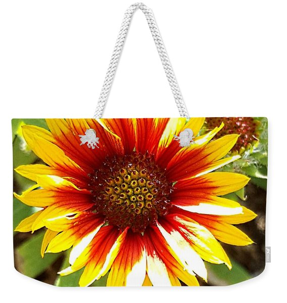 Blanketflower Weekender Tote Bag