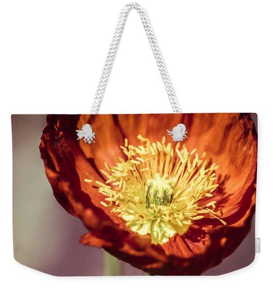 Blazing Weekender Tote Bag