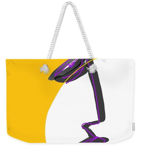 Bleak Weekender Tote Bag