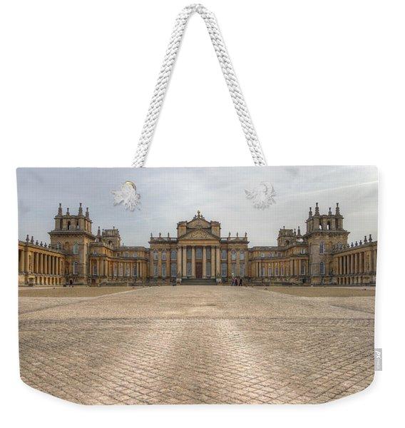Blenheim Palace Weekender Tote Bag