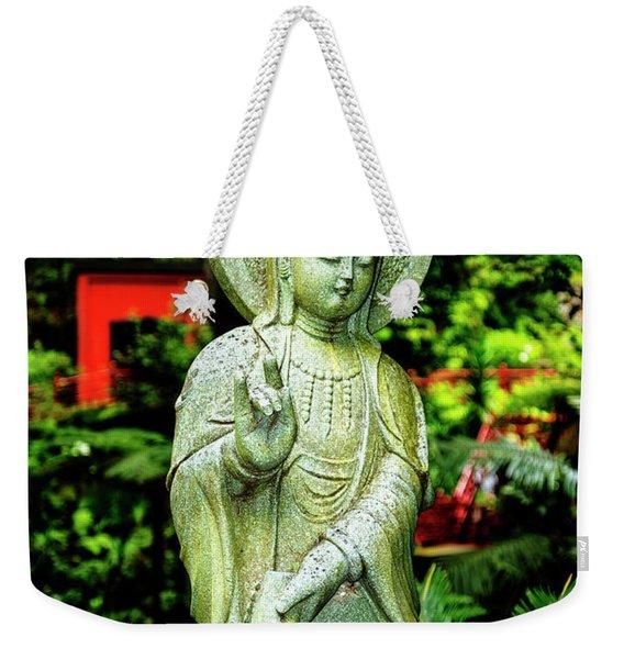 Blessings Of A Goddess Weekender Tote Bag
