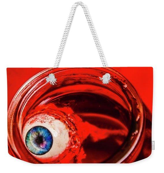 Blind Fear Weekender Tote Bag