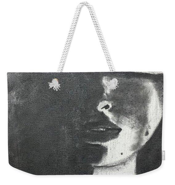 Blind Justice Weekender Tote Bag