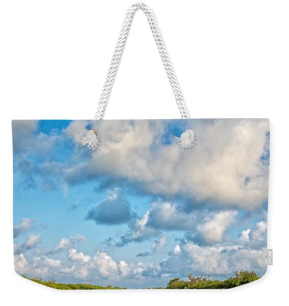 Blind Pass Bowman Beach Sanibel Florida Weekender Tote Bag