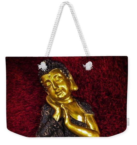 Blissful Mind Weekender Tote Bag