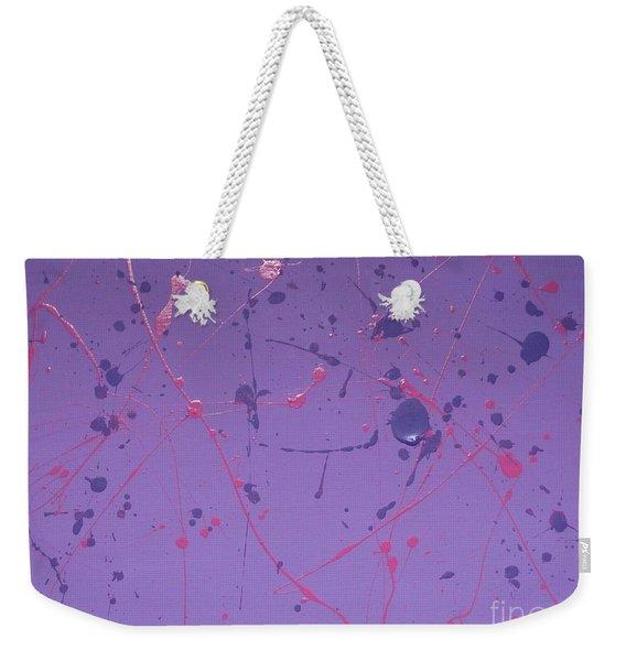 Blissful  Showers Weekender Tote Bag