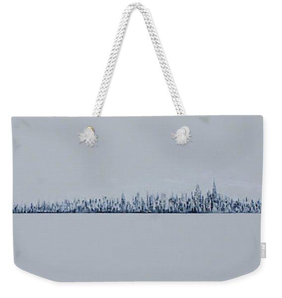 Blizzard 2011 Weekender Tote Bag