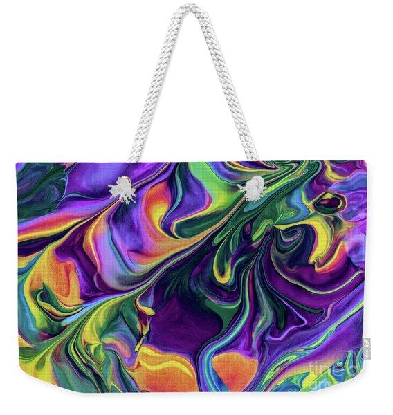 Block Rockin' Weekender Tote Bag