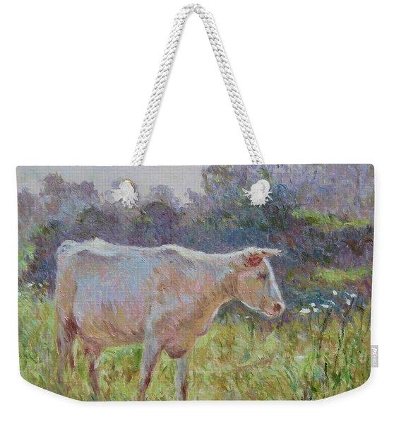 Blonde D'aquitaine Weekender Tote Bag