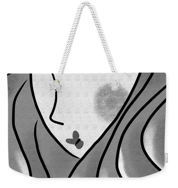 Blondi Conte Weekender Tote Bag