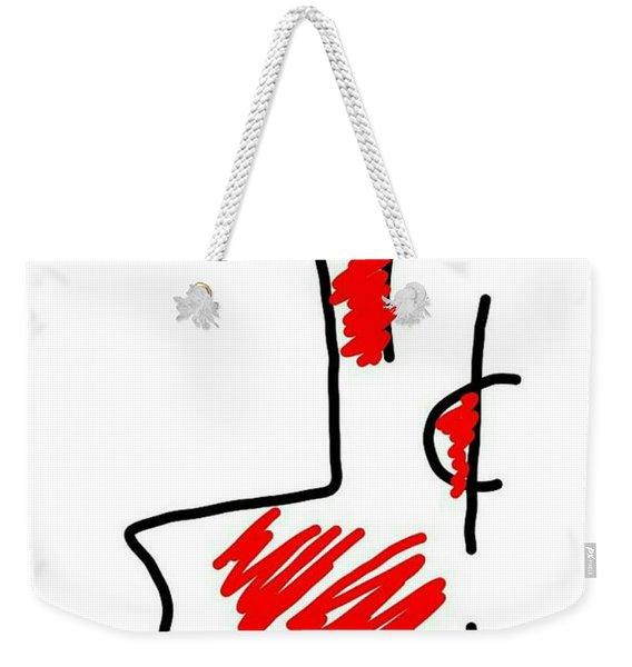 Blood Money Weekender Tote Bag